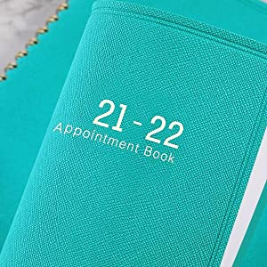 Appointment book 2021-2022 appointment book 2021-2022 appointment planner 2021-2022 hourly planner