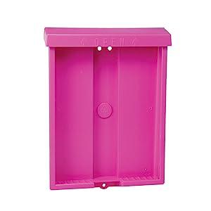 pink realtor box