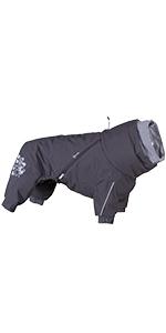 warmest dog jacket