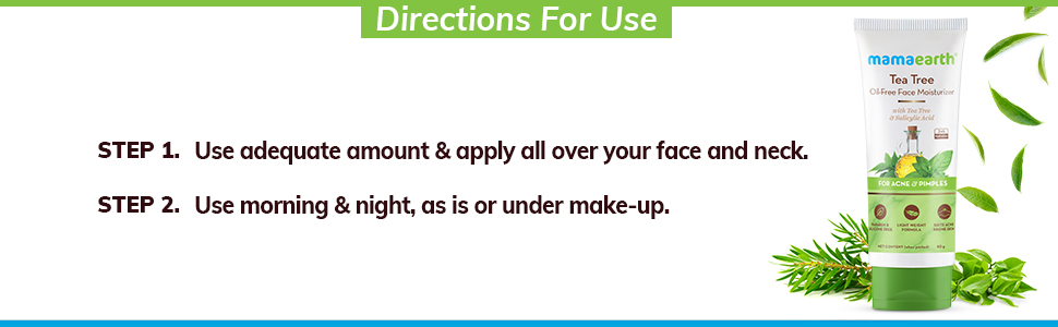 Directions for Use banner