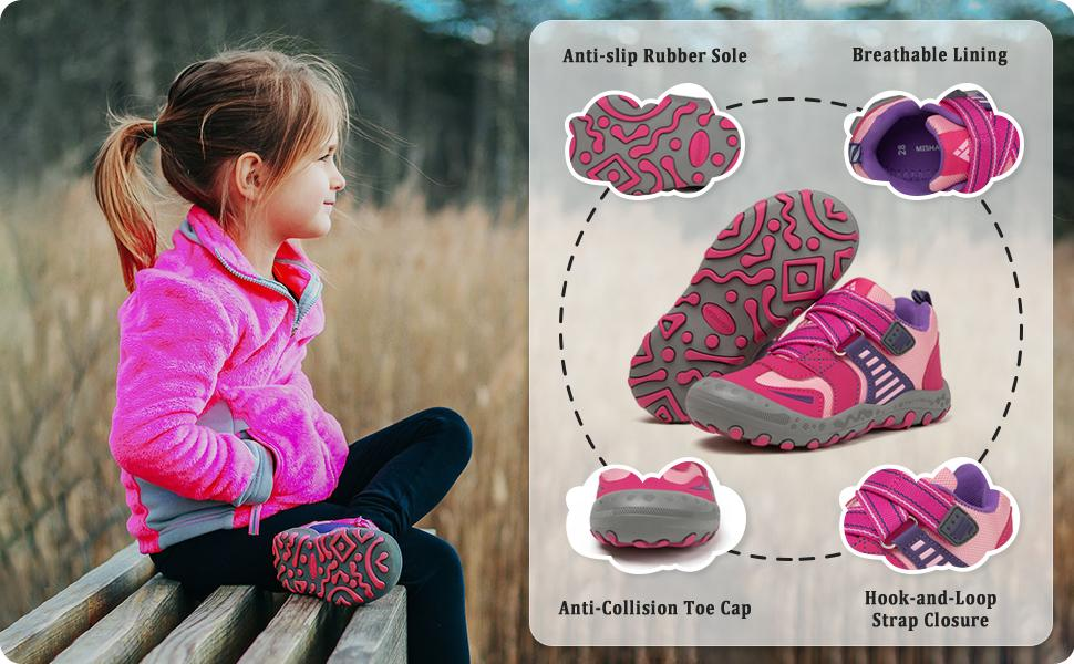 kid trail running shoes
