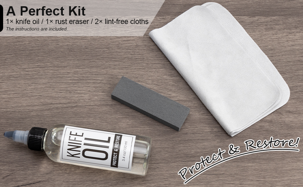 katana cleaning kit