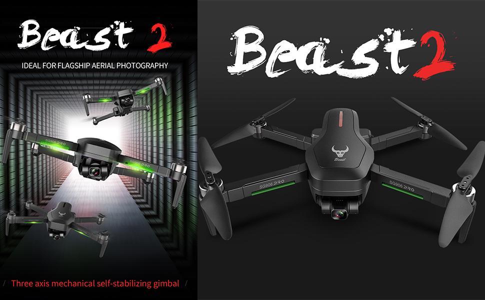 Flashandfocus.com 408b6e78-0dd6-48f3-8c22-0e50aa6b8ecf.__CR0,0,970,600_PT0_SX970_V1___ AIROKA Beast SG906 Pro 2 4K Camera RC Drone with GPS Three-Axis Self-Stabilizing Gimbal 5G WiFi Anti-Shake Gimbal…