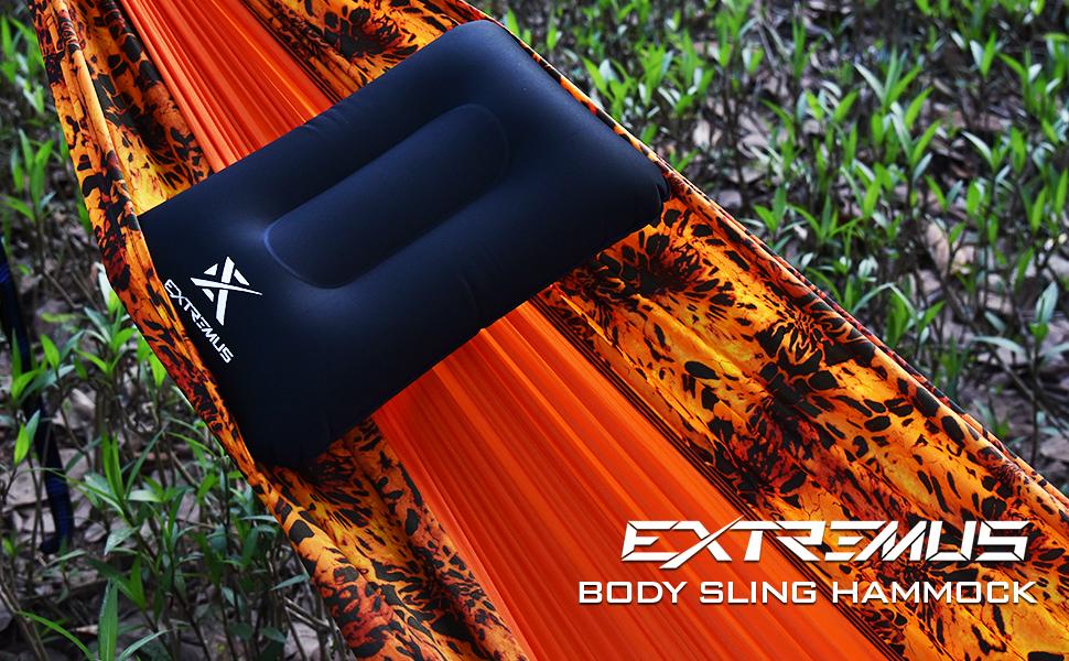 Extremus Body Sling Camping Hammock