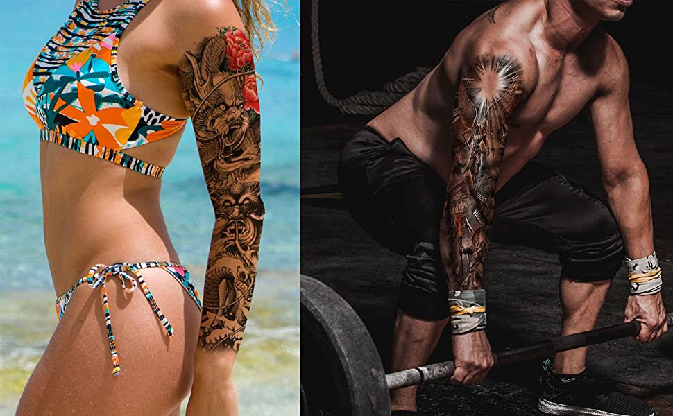 Sleeve Tattoo for Men and Women