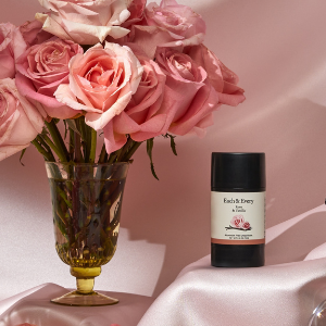 Each and Every Rose and Vanilla deodorant
