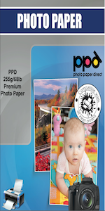 PPD 255g Photo Paper