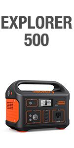 Portable Power Station Explorer 500