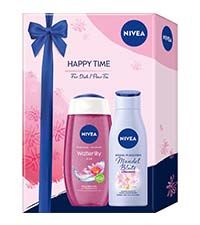 NIVEA Happy Balance Geschenkset