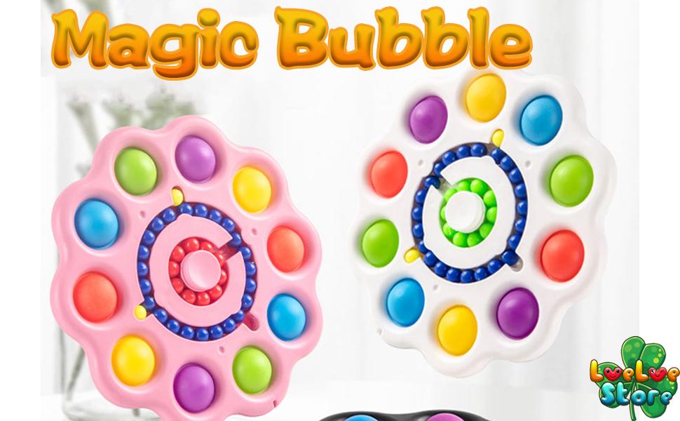 Magic bubble-2
