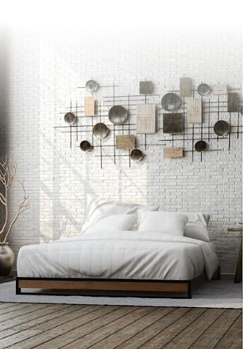 Suzanne Low Profile Platform Bed