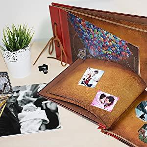 Album Photo Scrapbooking