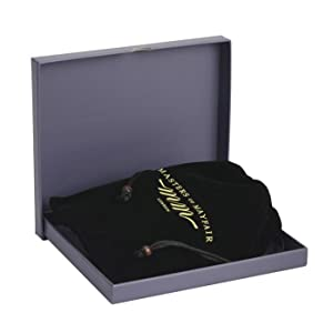 Masters of Mayfair Box Packaging