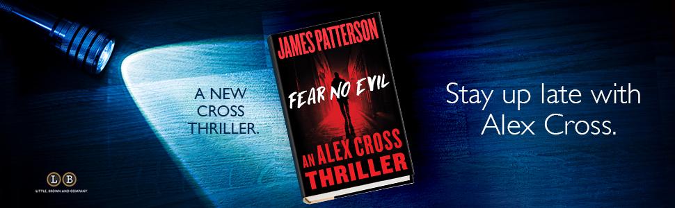 Alex cross, James Patterson, thriller