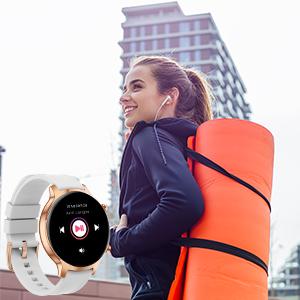 fitness smartwatch women