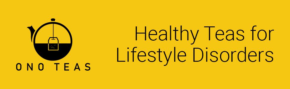 Ono Teas Image: Healthy Teas for Lifestyle disorders