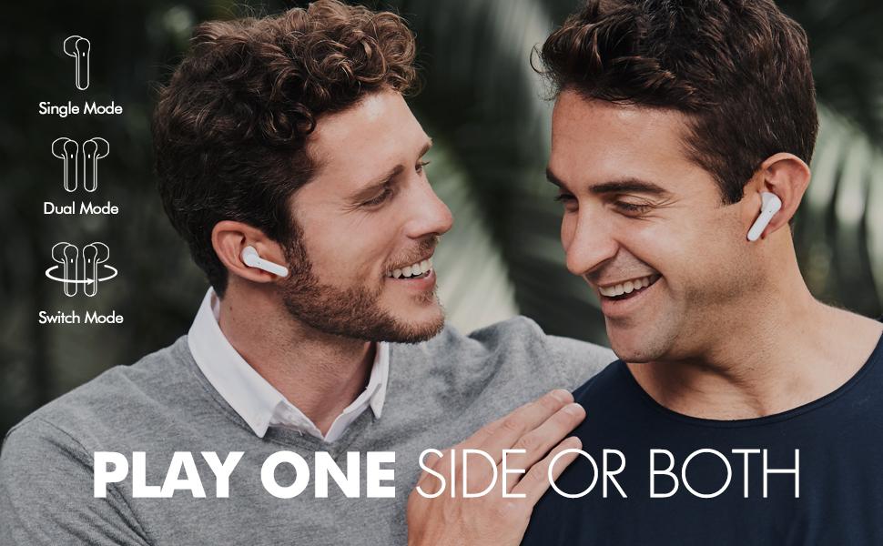 wireless earbuds bluetooth earbuds in ear wireless headphones microphone