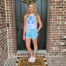 AUTOMET women summer shorts