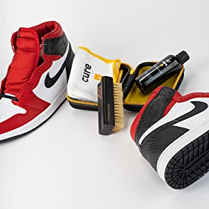 Crep Protect Cure The Ultimate Shoe Cleaning Travel Kit