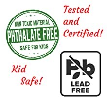 phthalate and Lead Free Symbol Images