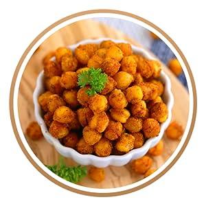 Chickpeas Snack