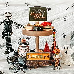Halloween Bundle scary decor example