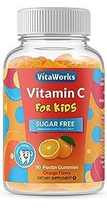 Vitamin C Kids SF