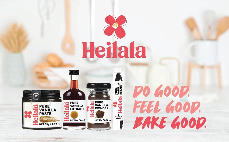 Heilala Vanilla Pure Vanilla Products Bourbon Tongan Variety Vanilla Beans