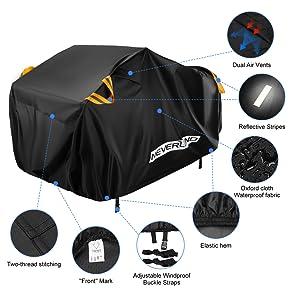ATV Cover outdoor storage bag