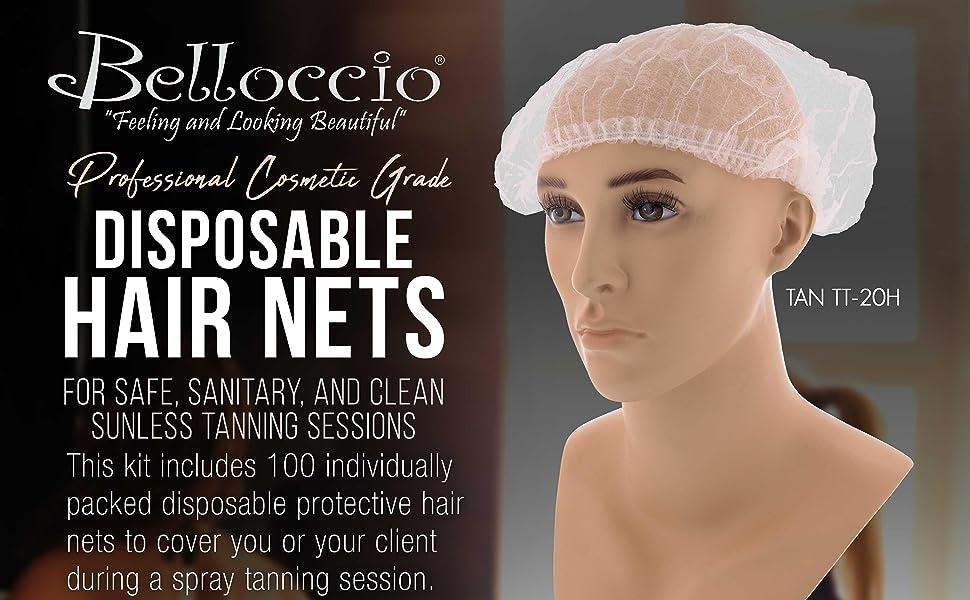 Belloccio Disposable Hair Nets