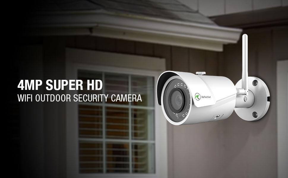 4MP Security Camera