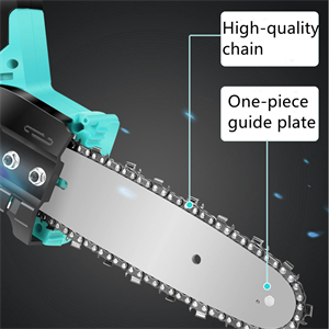 High-quality guide plate and chain