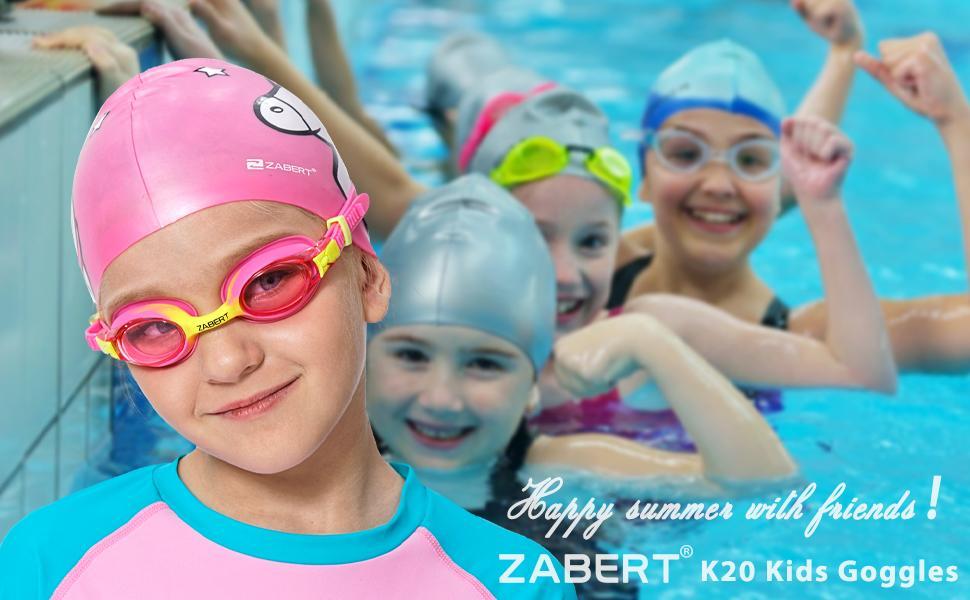 ZABERT K20 Kids Goggles
