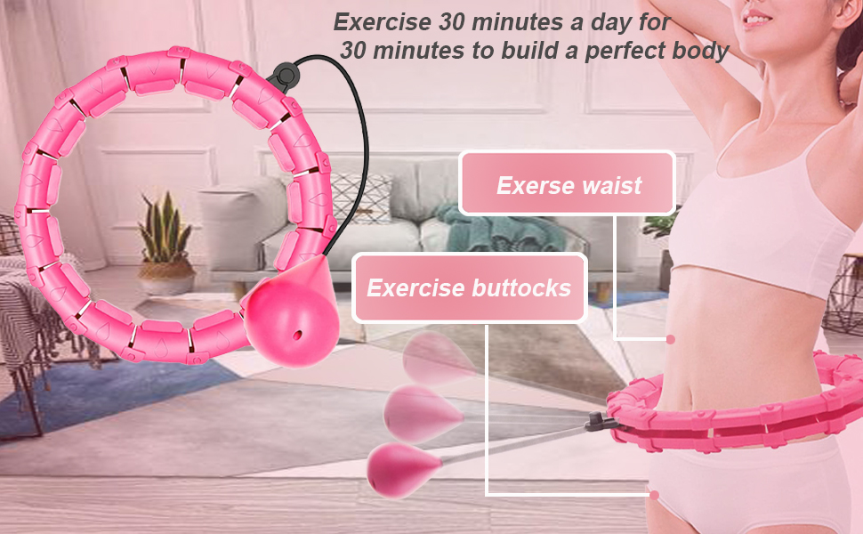 Exercise 30 minutes a day for  30 minutes to build a perfect body