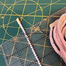 sewing ruler