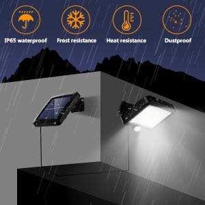 solar security light with motion sensor, solar security light ,solar wall light