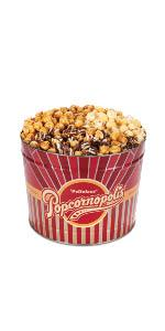 DELICIOUS ASSORTED POPCORN: Enjoy our wildly delicious  popcorn with our classic flavor assortment.