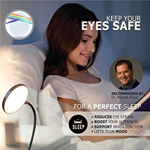 Keep your eyes safe