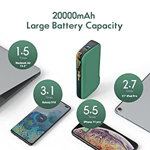 3-in-1 Portable Power Bank