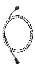 45 RGB LED Ring