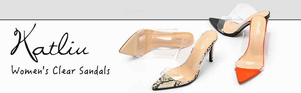 point toe heels sandals