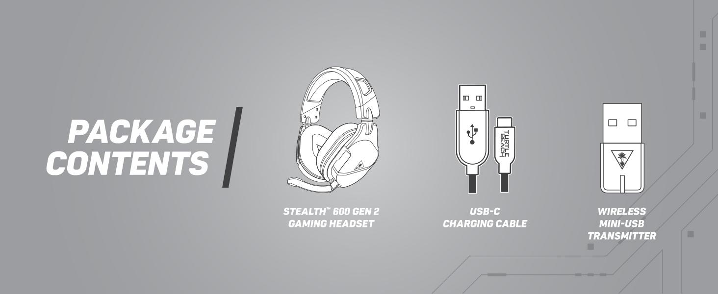 Playstation PS4 gaming headset
