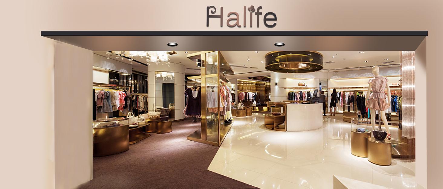 halife fahion clothes
