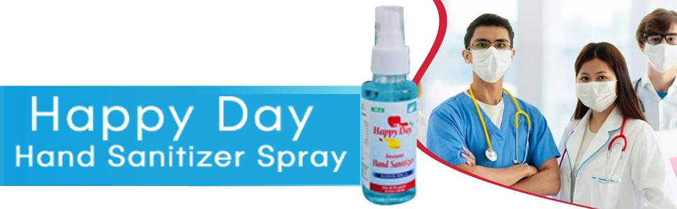Hand Sanitizer Spray - Pure and Safe