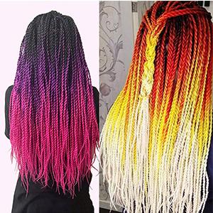 senegalese Twist Hair