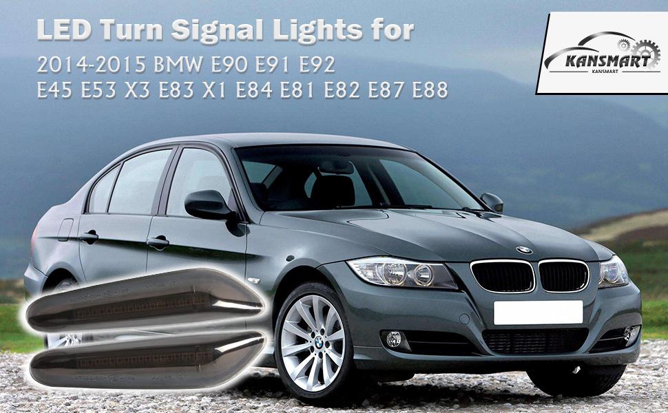 LED turn signal light for BMW E90 E91 E87 E88