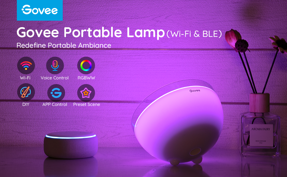 Govee Portable Lamp