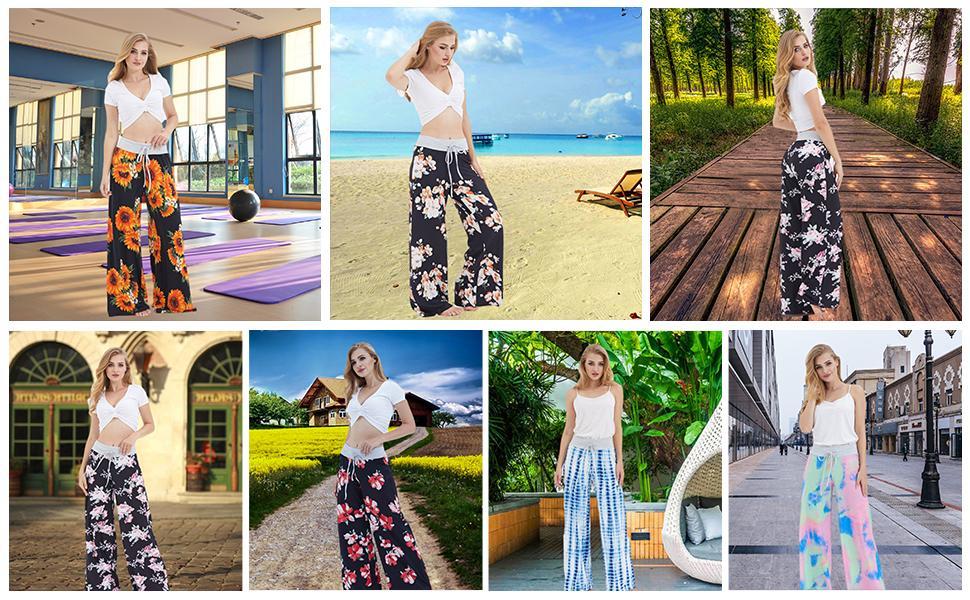 lounge pants for yoga beach