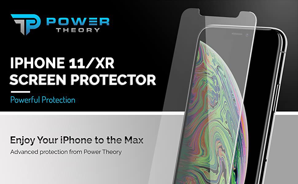 Iphone 11 XR screen protector