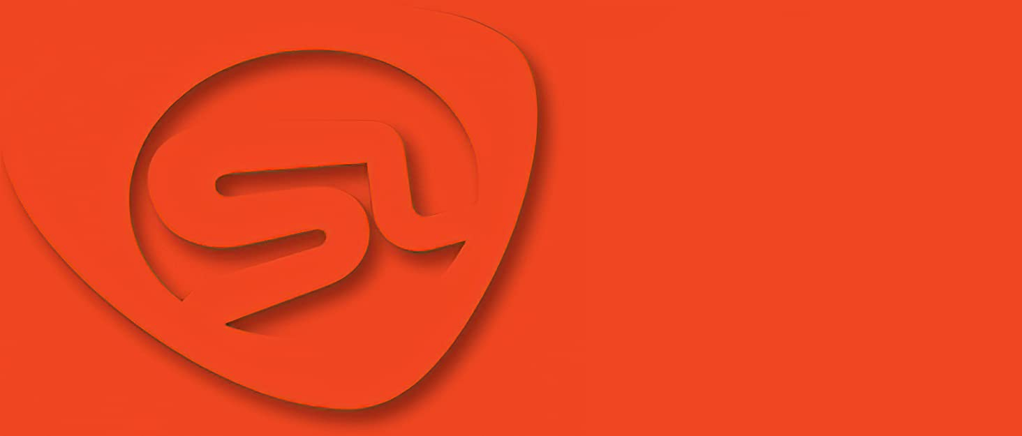 Streamlight Flashlights Brand Banner Orange
